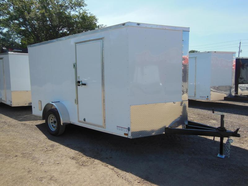 2017 Anvil 7 x 12 SA Landscape Enclosed Cargo Trailer