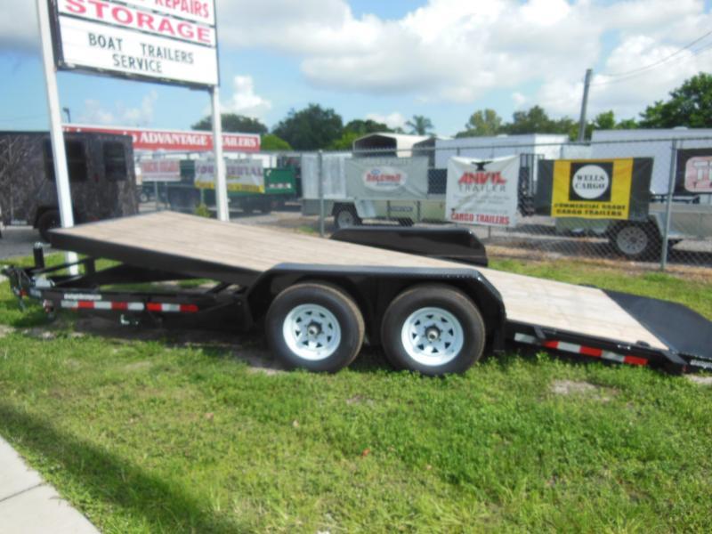 Sure-Trac 7 X 18 Tilt Bed Equipment 10K