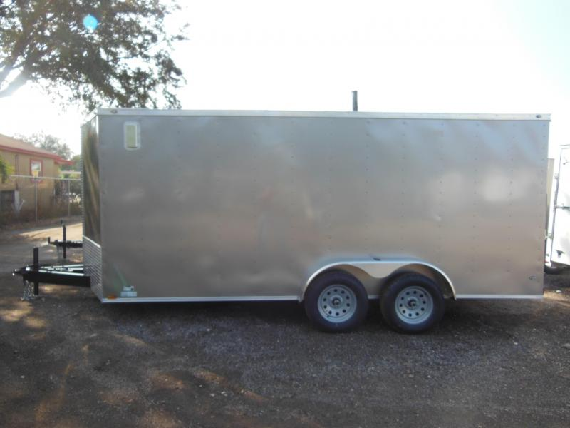 2018 Anvil 7 X 14 TA Enclosed Cargo Trailer