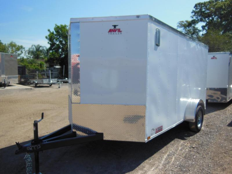 Anvil 6 x 12 SA Landscape Enclosed Cargo Trailer