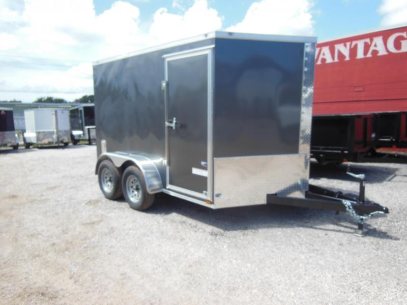 2020 Anvil 7 x 10 TA Enclosed Cargo Trailer