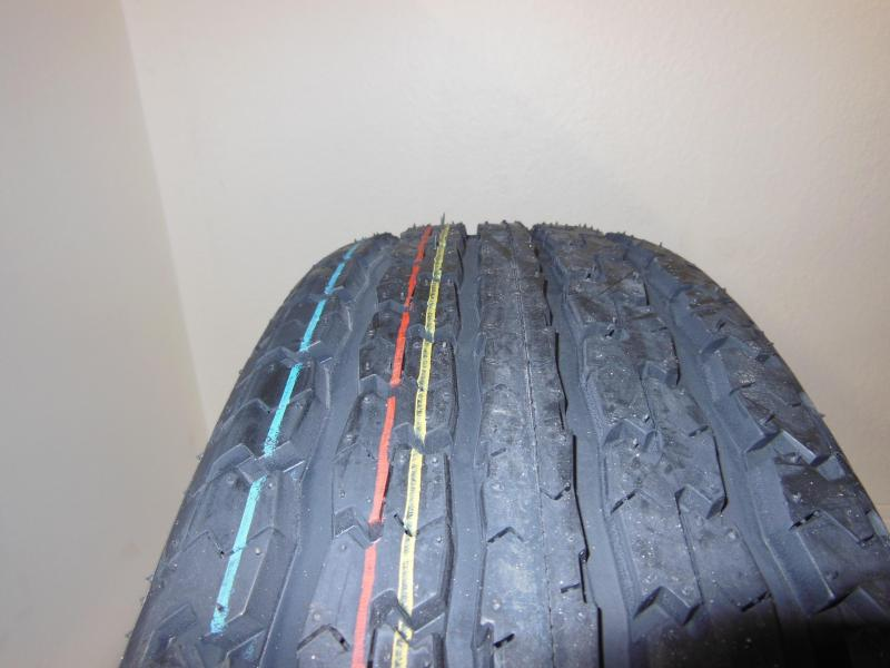 TIRE ONLY 225/75/R15