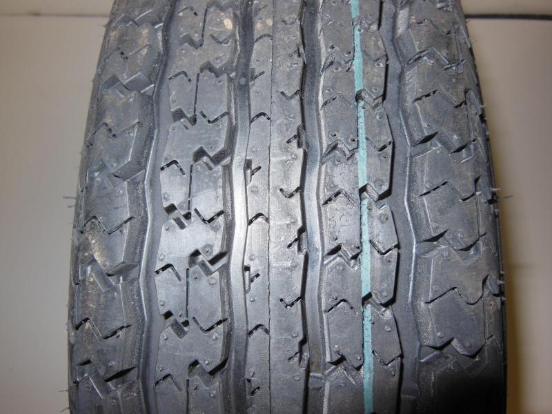 TIRE & RIM 175/80/R13 5 LUG GALVANIZED