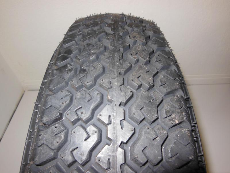 TIRE & RIM 205/75D14  5 LUG  GALVANIZED