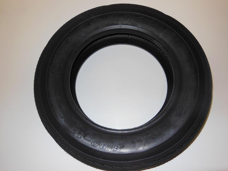 TIRE ONLY 4.80 - 12