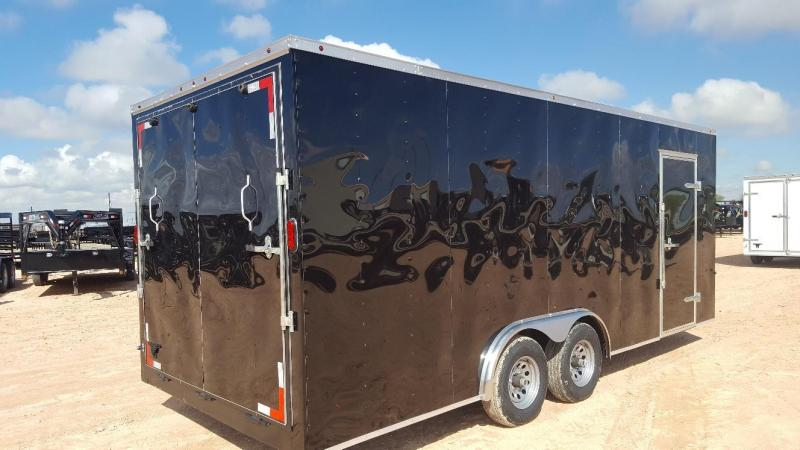 2019 Salvation 8.5 x 20 10000 GVW Carhauler