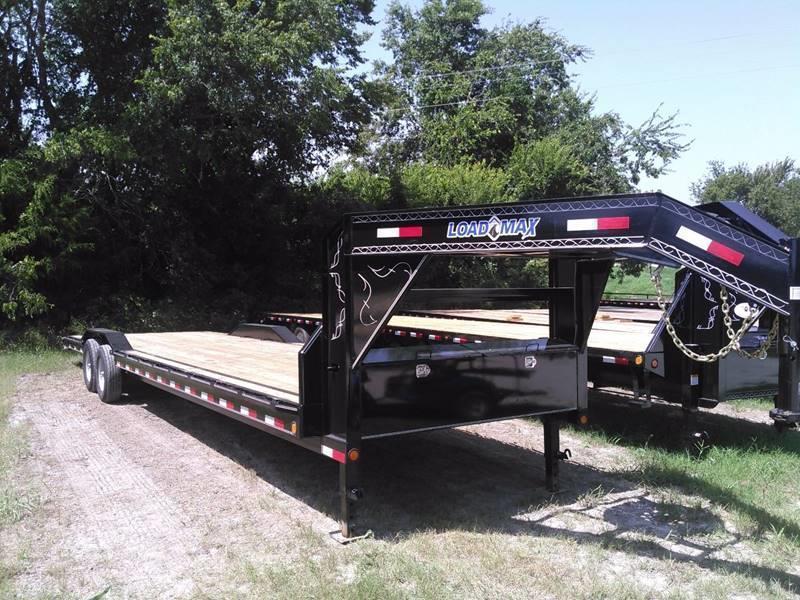 "2017 Load Trail 102"" X 30' Gooseneck Carhauler 14K"