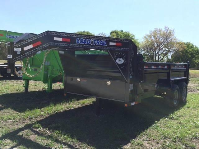 """2018 Load Trail 83"""" x 14' Tandem Axle Dump"""