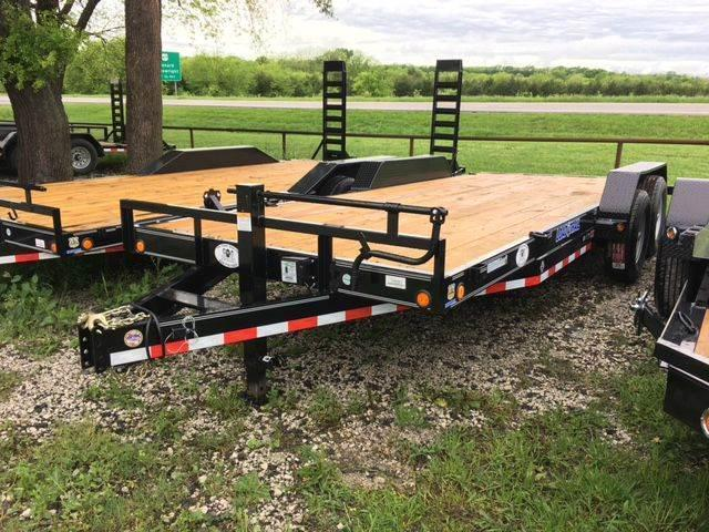2019 Load Trail 83 x 18' 14k Equipment Trailer