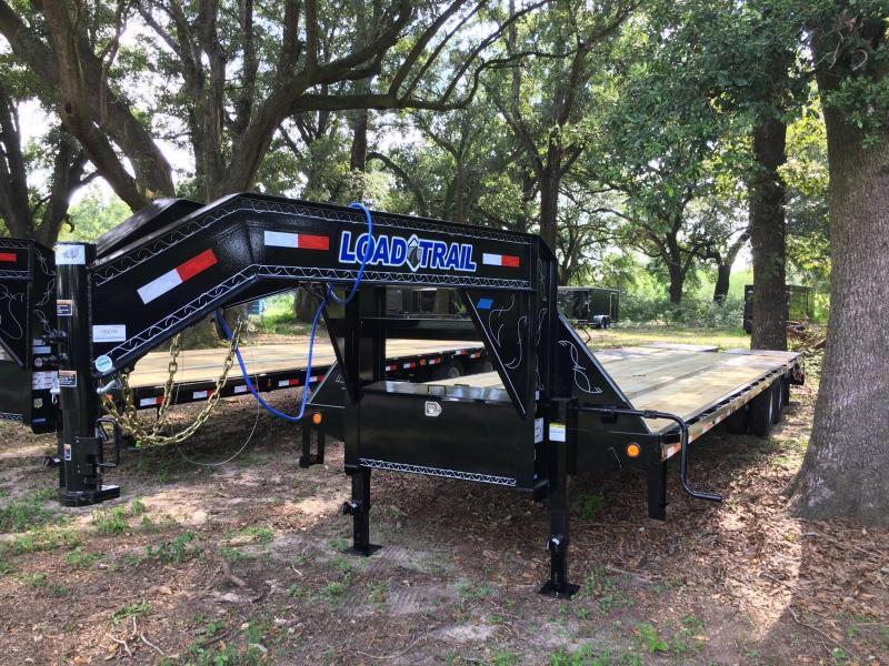 2019 Load Trail 102x34 Gooseneck Equipment Trailer