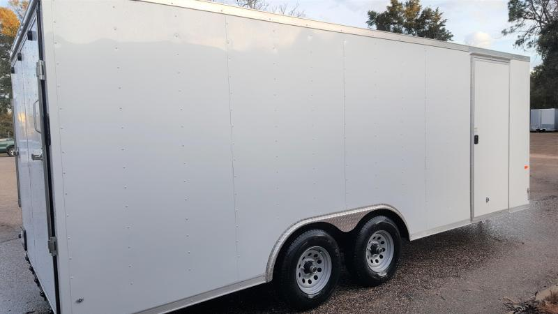 2020 Rock Solid Cargo 8.5X20 Enclosed Cargo Trailer