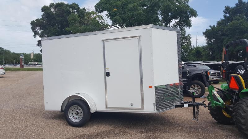 2019 Rock Solid Cargo 6x10 Single Axle Enclosed Cargo Trailer
