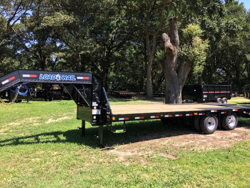 2019 Load Trail 102X25 Gooseneck Equipment Trailer