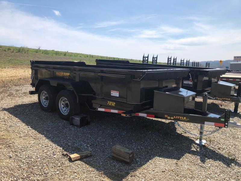 2019 Doolittle Trailers 6x12 Masterdump