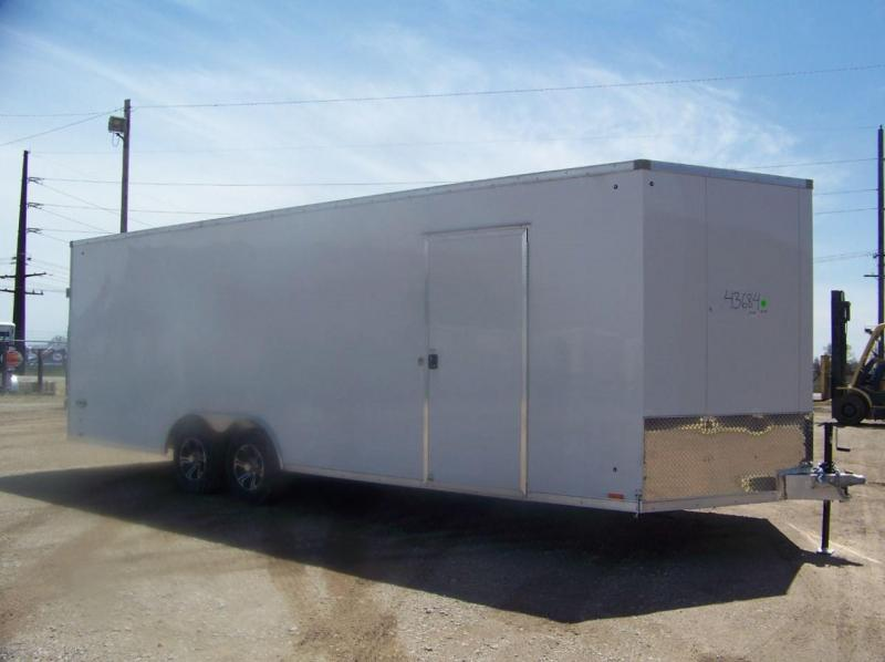 2019 Pace American AECH85X24TE3 Enclosed Car / Racing Trailer