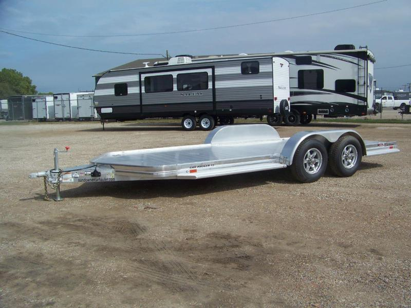 2019 Sundowner CH19BP Open Car / Racing Trailer