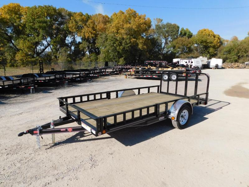"2019 PJ 14'x83"" [U8] Single Axle Utility"