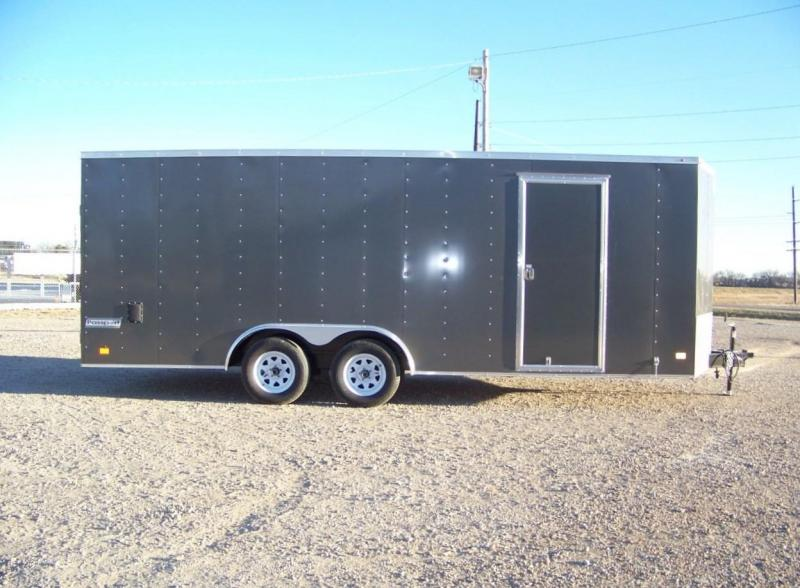 2018 Haulmark PPT85x20WT2 Enclosed Trailer