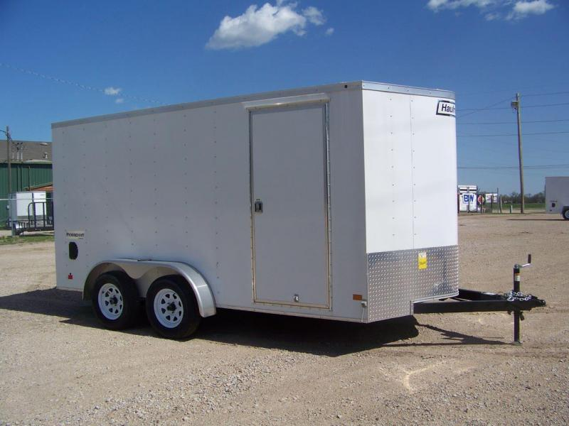 2018 Haulmark 7x14 Passport Enclosed Trailer