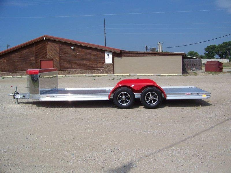 2018 Sundowner Trailers Open Car Hauler