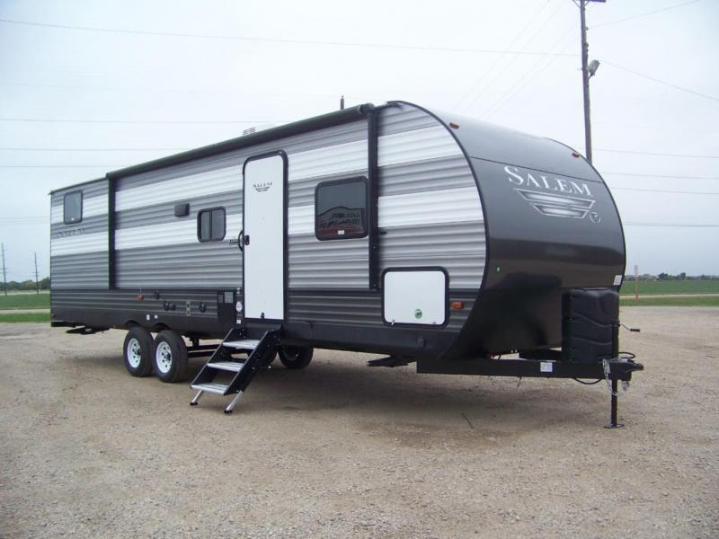 2019 Forest River Salem 29QBLE Travel Trailer