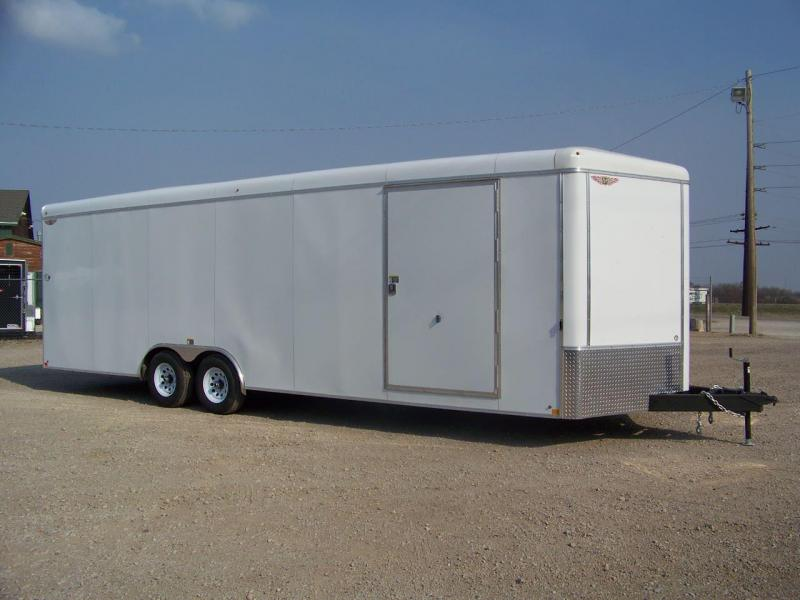 2018 H and H Trailer 101X26 HH R-TOP CARHAUL VNOSE 10K CARGO