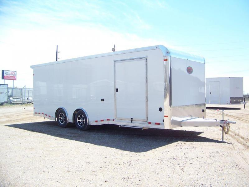 2019 Sundowner Trailers RCS24BP Enclosed Car / Racing Trailer