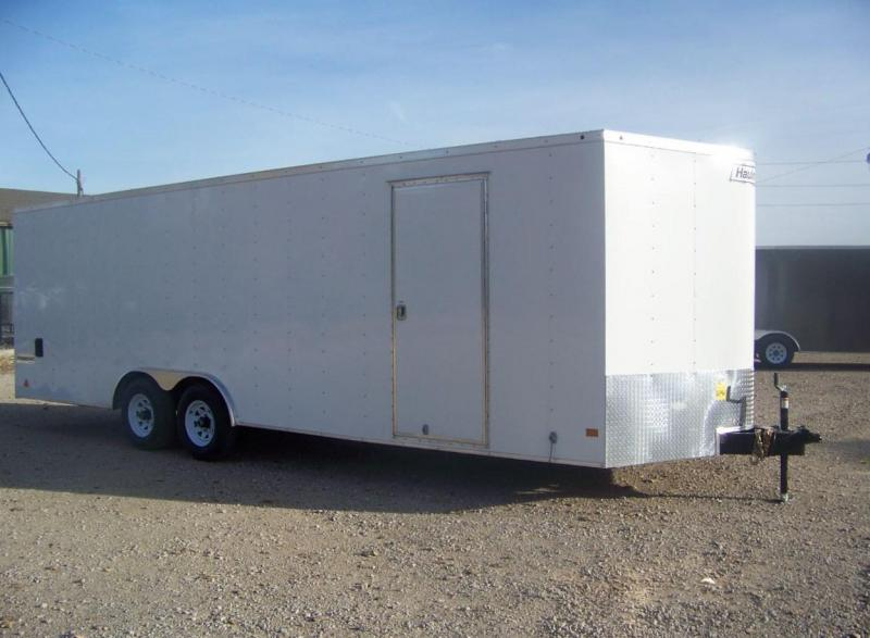 2018 Haulmark PPT85X24WT3 Car / Racing Trailer