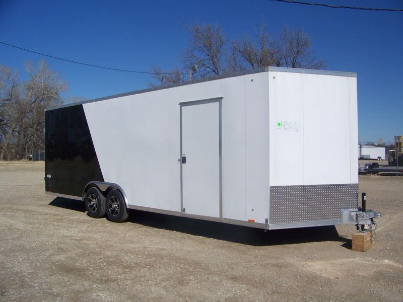 2019 Pace American Elite Enclosed Car / Racing Trailer