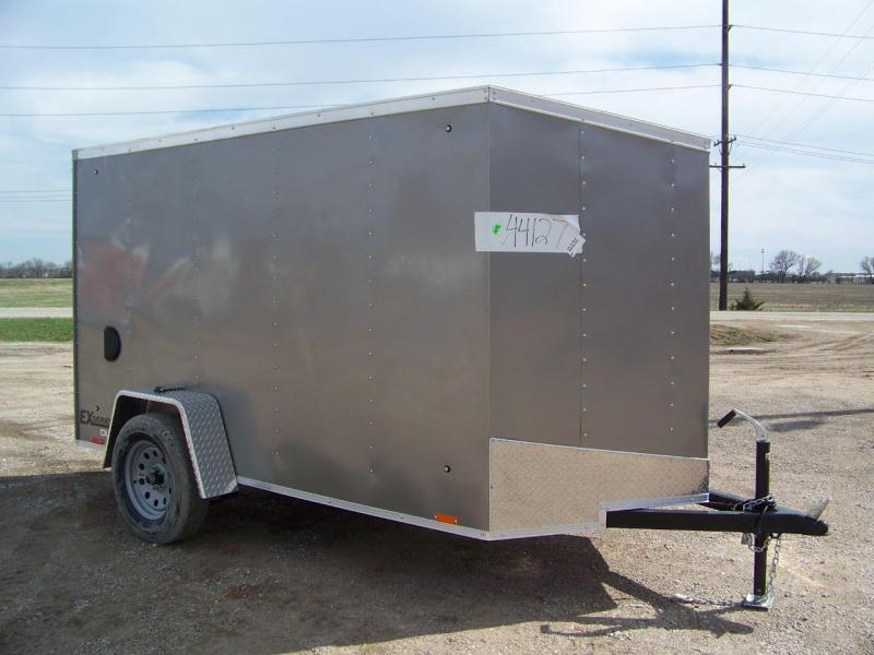 2019 Cargo Express EX DLX 5X10 Enclosed Cargo Trailer