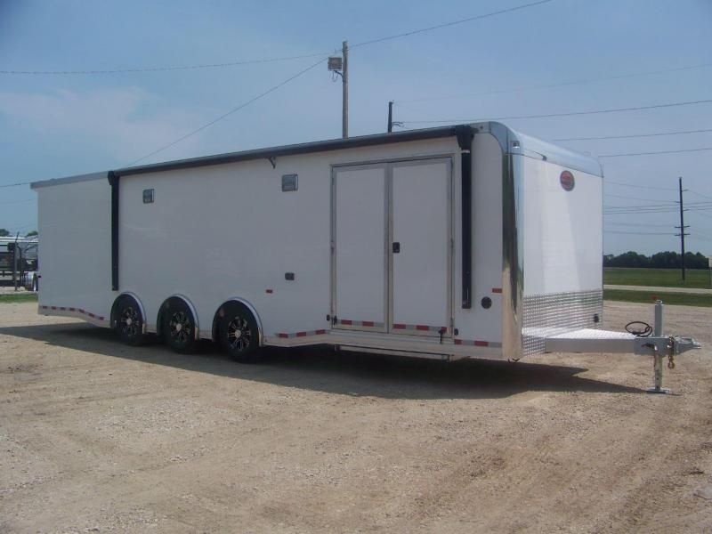 2019 Sundowner Trailers Enclosed RCS30BP Car / Racing Trailer