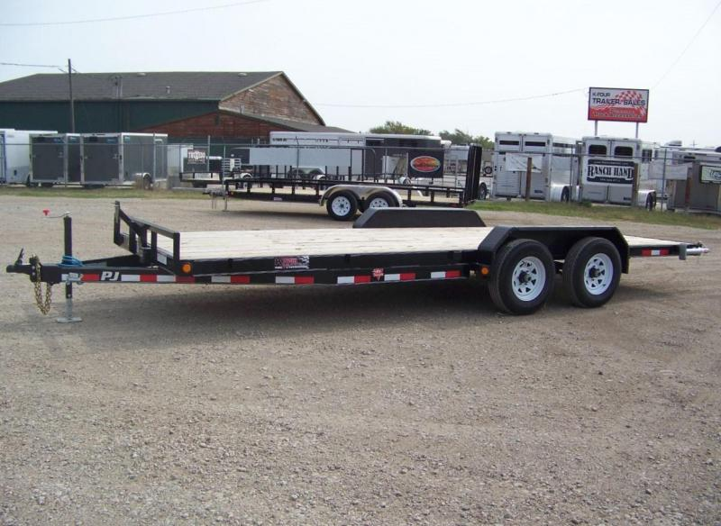 2018 PJ Trailers 5 in. Channel Equipment