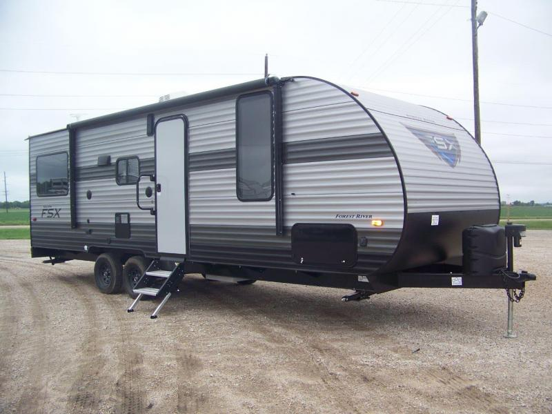 2019 Forest River Salem FSX 210RT Travel/Toy Trailer