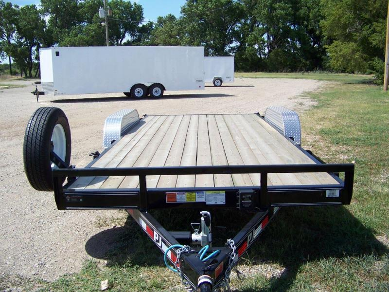 2018 PJ Trailers 5 in. Channel Carhauler