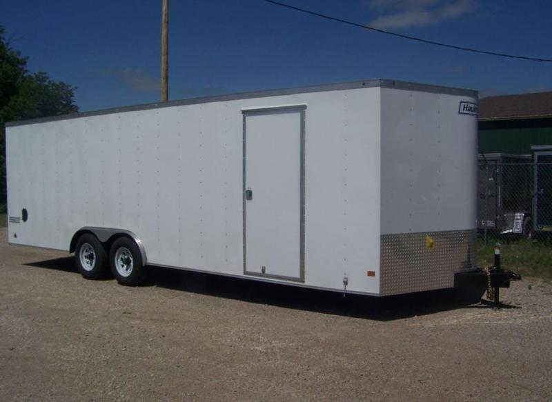 2018 Haulmark Passport Enclosed Carhauler