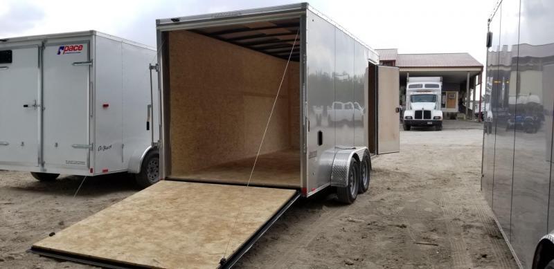 2019 Pace 7x16 Journey SE Cargo Trailer 7k