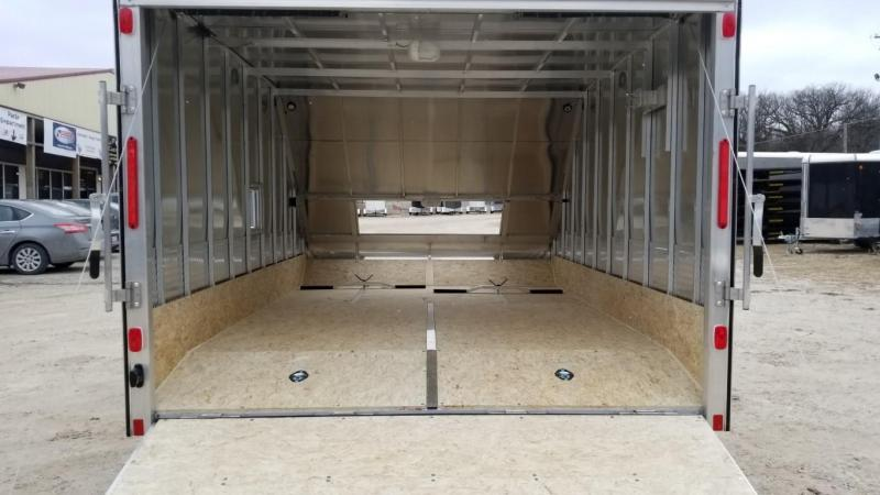 2019 R&R 12ARC Snowmobile Trailer 3k