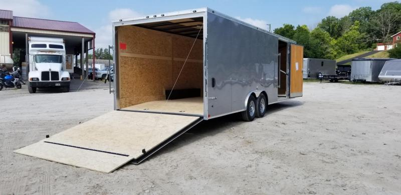 2019 Stealth Trailers 8.5x24 Titan SE Enclosed Car Hauler 10k