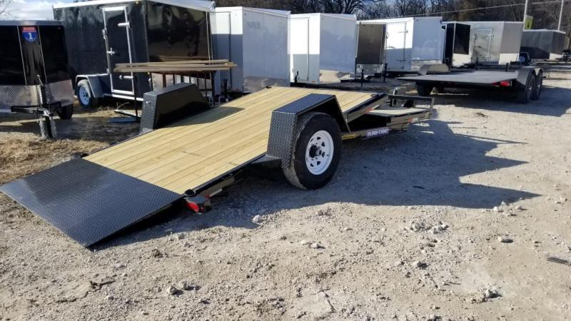 2019 Sure-Trac 78x12+4 Tilt Bed Equipment Trailer 7.8k