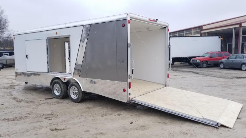 2018 R&R 8x20 VDC Cargo Trailer 10k