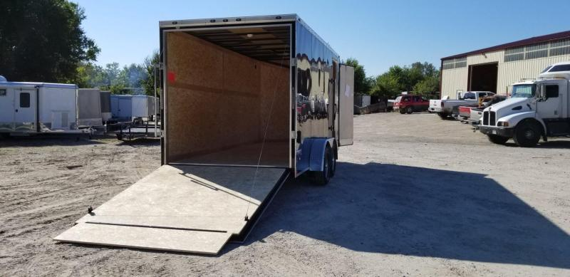 2019 Stealth 7x16 Titan SE Cargo Trailer 7k