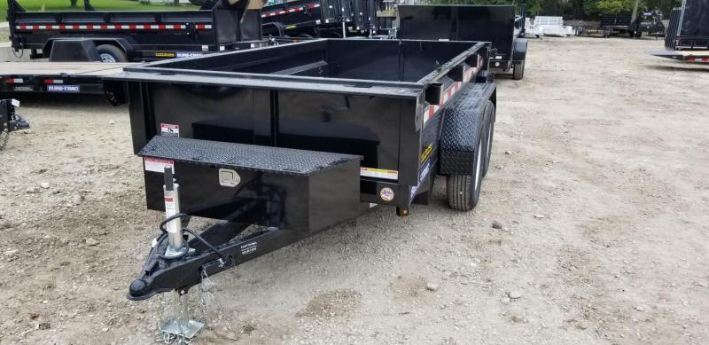 2019 Sure-Trac 62x10 Single Ram Dump Trailer 7k