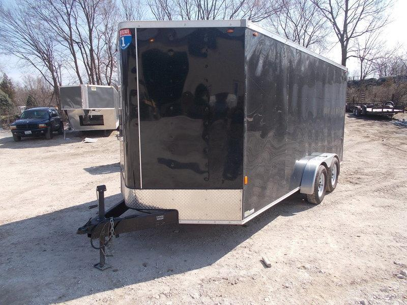 2016 Interstate 7X16 RENTAL Enclosed Cargo Trailer