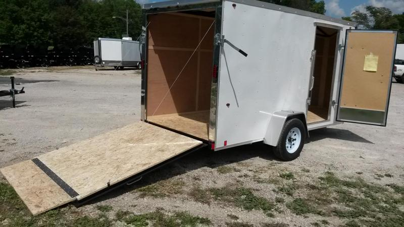 2019 Interstate 6x10 Enclosed Cargo Trailer 3K