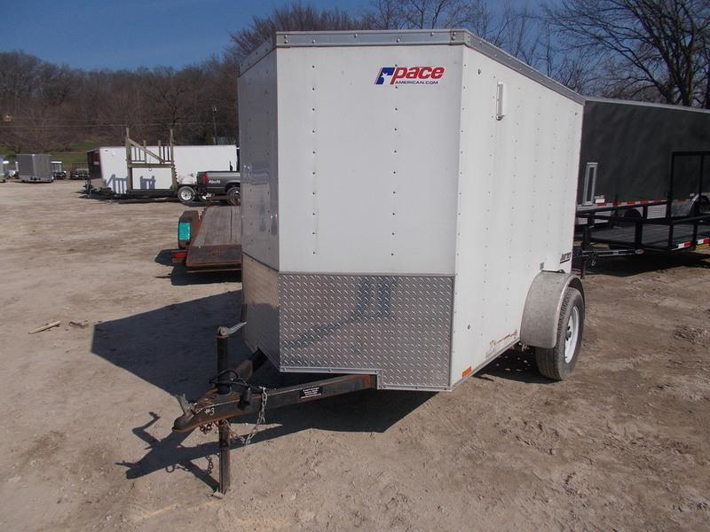 2014 Pace American RENTAL 5X8 Outback DLX