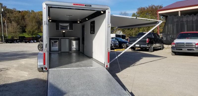 "2019 R&R 7x16 VDCP ""Toy Hauler"" Cargo Trailer 7k"