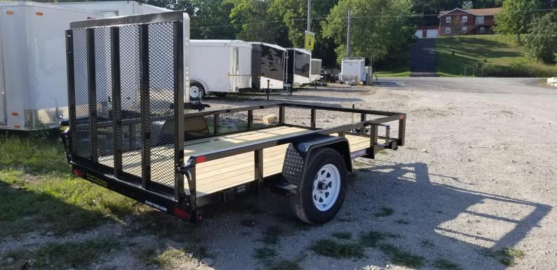 2019 Sure-Trac 6x10 Tube Top Utility w/Gate 3k