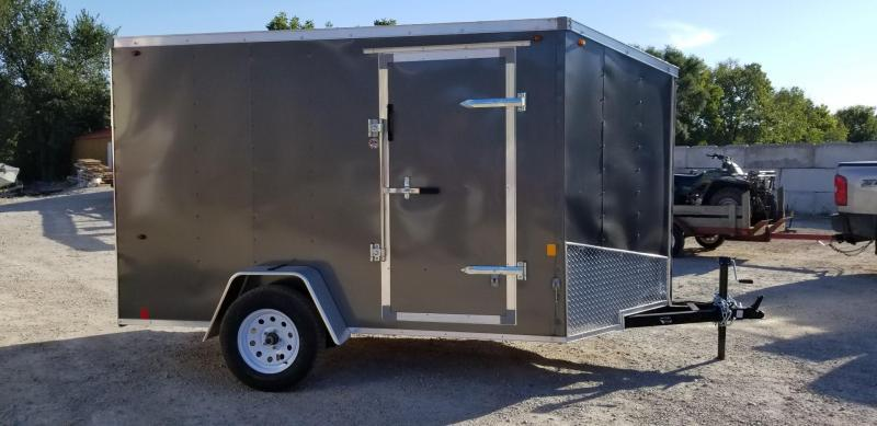2019 Interstate 6x10 SFC Cargo Trailer 3k
