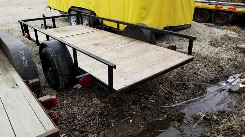 2009 Homemade 5x11 Utility Trailer 3k