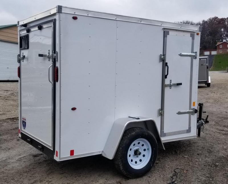 2019 Interstate 5x10 SFC Enclosed Cargo Trailer 3k